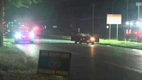 Driver strikes, critically injures pedestrian on Route 73