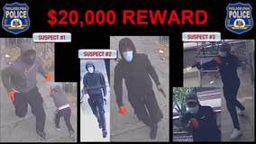 Video: 3 suspects sought in deadly shooting inside Southwest Philadelphia laundromat