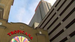3 stabbed on floor of Atlantic City's Tropicana casino, 4 arrested