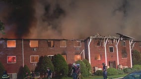 Donations pour in following massive apartment fire in North Coventry Township