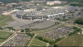 No fans for NASCAR races at Dover next month