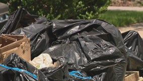 Philadelphia trash pickup troubles linger into another week