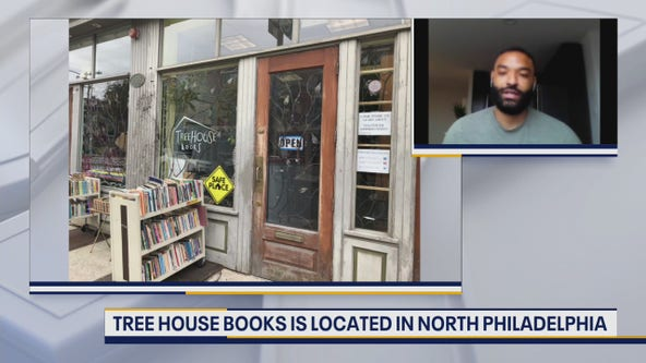 Tree House Books provides important outreach to Philly's youth