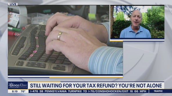 Many still waiting for tax refund