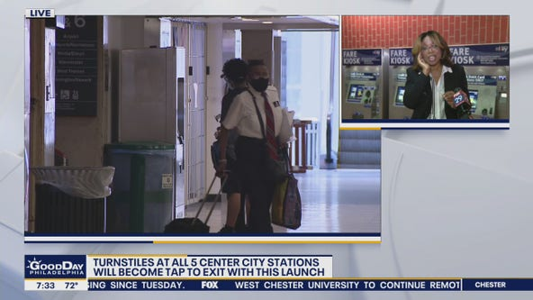 SEPTA launches Travel Wallet for regional rail trips