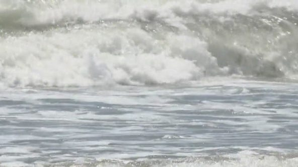 Off-duty correctional officer rescues elderly man stranded in water off New Jersey coast, police say