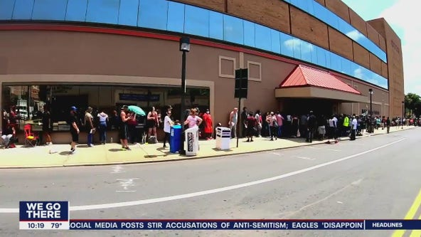 Closed for months, NJ DMV opens to extremely long lines and much frustration