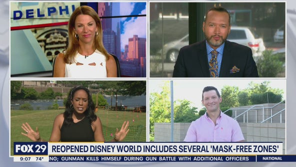 Disney reopens and faces backlash after posting Welcome Home video