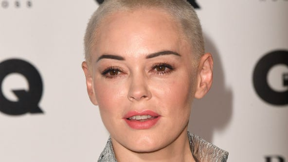 Rose McGowan calls for arrests of Prince Andrew, Bill Clinton following Ghislaine Maxwell's FBI capture