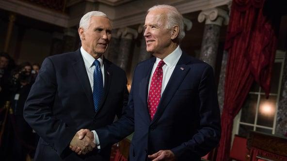 Pence visiting Philadelphia, Biden to hit northeastern Pennsylvania Thursday