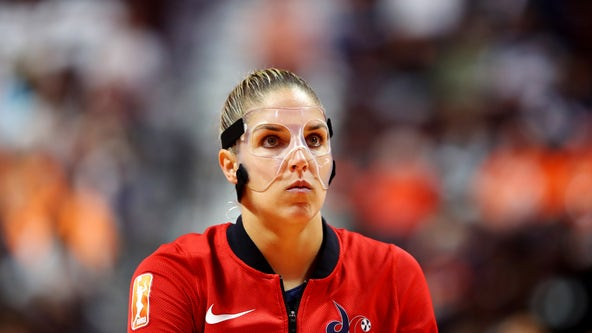 WNBA MVP Elena Delle Donne says league denied her medical waiver