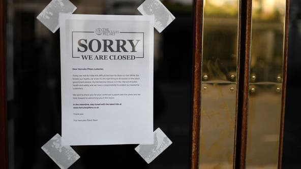 Closing bars to stop coronavirus spread is backed by science