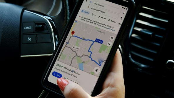 Google Maps features allow commuters to travel safely amid COVID-19 pandemic