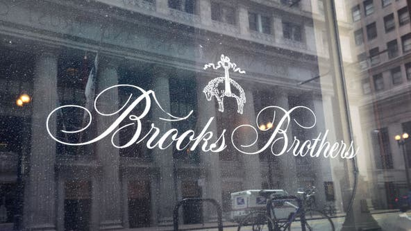 Brooks Brothers, worn by Lincoln and Kennedy, goes bankrupt