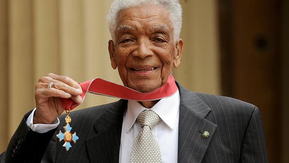 British actor Earl Cameron, a breaker of entertainment barriers dead at 102