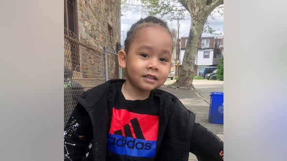 Philadelphia police search for missing boy, 2, last seen Tuesday