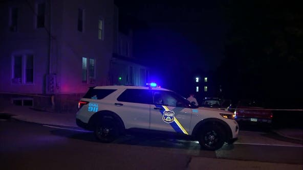 1 shot, 2 others injured during violent home invasion in Manayunk