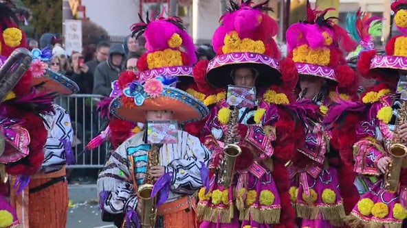 Philadelphia's Mummers Parade called off because of virus