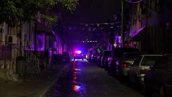 Police investigate shooting that injured 2 in Fairhill