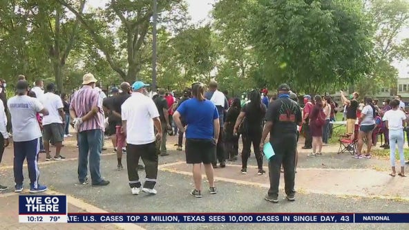 'March for Peace' hosted in South Philadelphia because of recent shootings