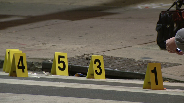 2 shootings overnight leave 4 people injured across Philadelphia, police say