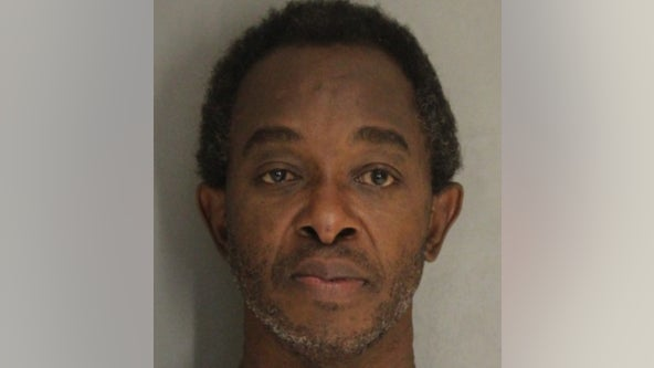 Man charged with taking kitchen appliances, food from Wilmington church
