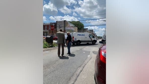 Police: Woman's body found inside plastic container in South Philadelphia