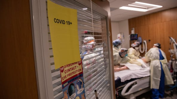 Officials in multiple states warn hospitals, ICUs could soon reach capacity amid coronavirus surge