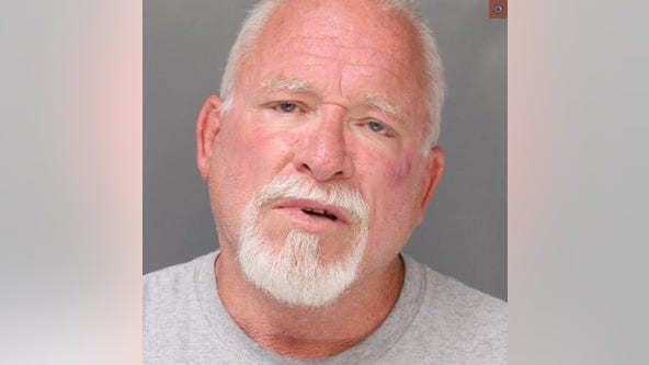 Police: Falls Township man charged after launching fireworks at neighbors house
