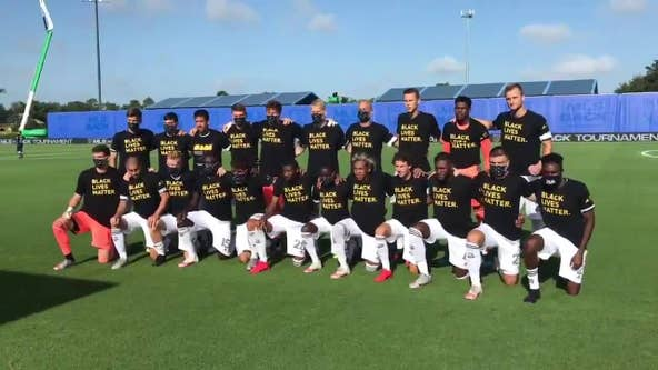 Philadelphia Union honor victims of police brutality ahead of first match