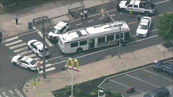 Police: Woman, 37, fatally struck by SEPTA bus while crossing West Philadelphia street