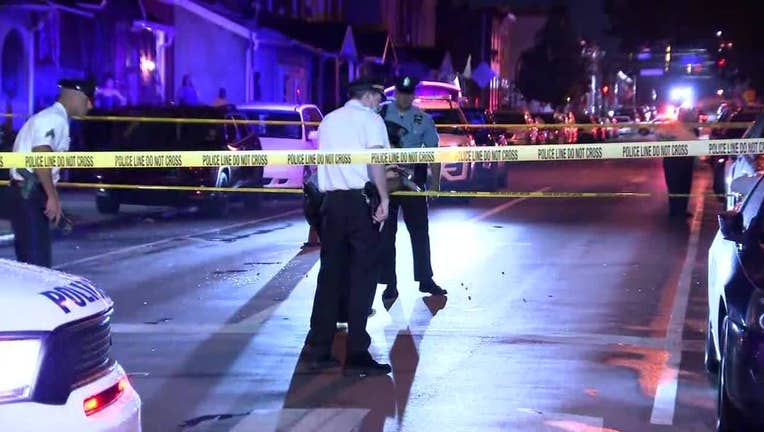 Police investigate shooting at 2nd and Ontario shooting