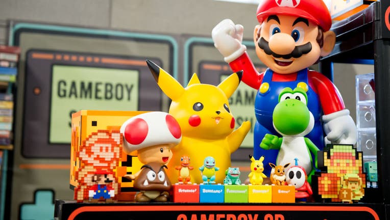 Vintage Super Mario Bros Video Game Sells For 114 000