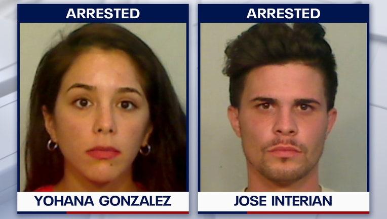 key west couple covid arrest
