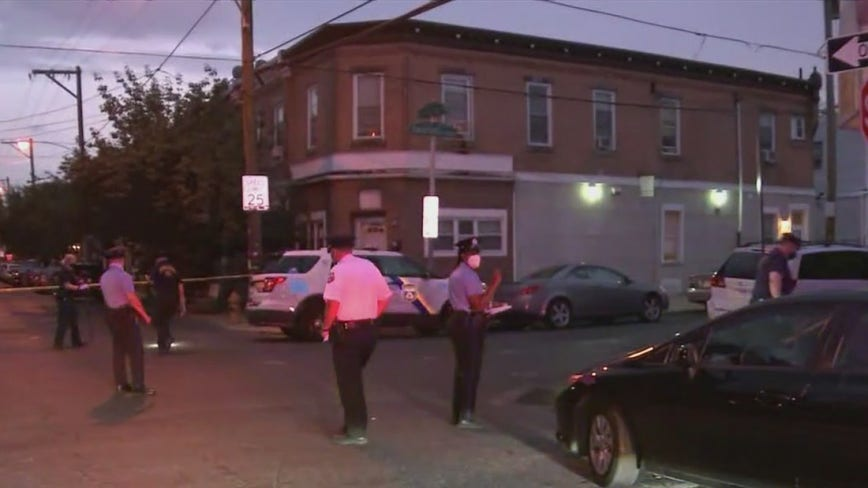 Police: Man shot, killed in Grays Ferry