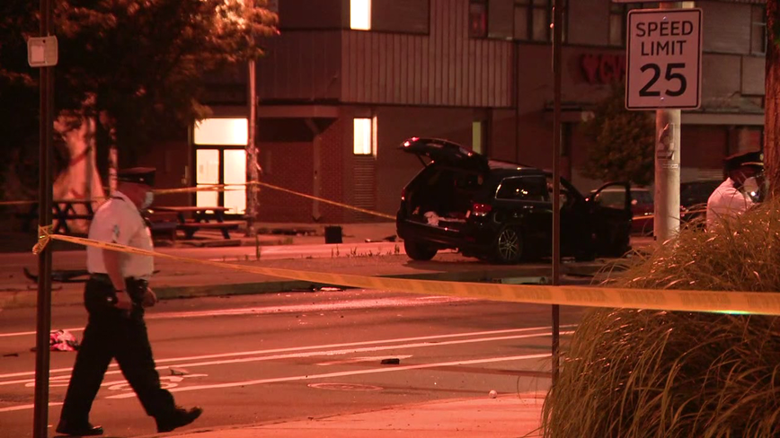 Police: Pedestrian among 2 killed in Northern Liberties crash, driver arrested for DUI