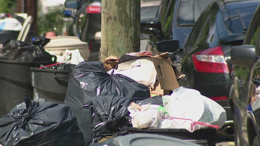 Philadelphia trash, recycling pickup delayed one day due to coronavirus, weather