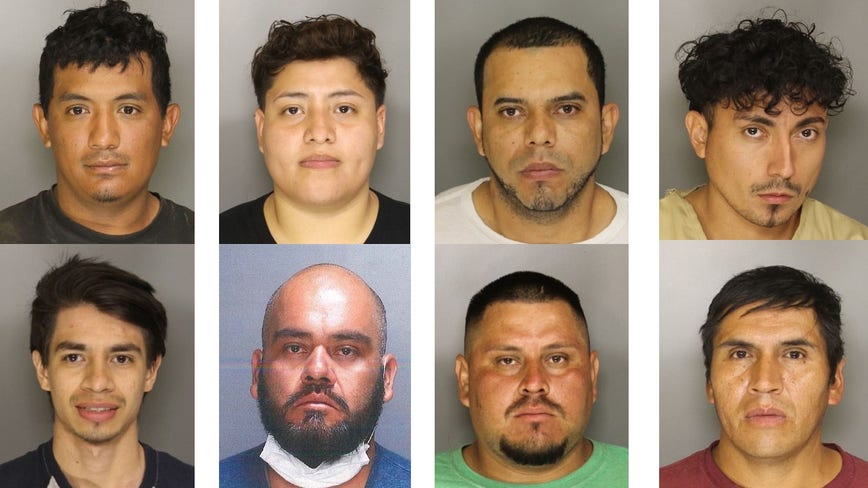 8 charged in Chester County sex trafficking bust