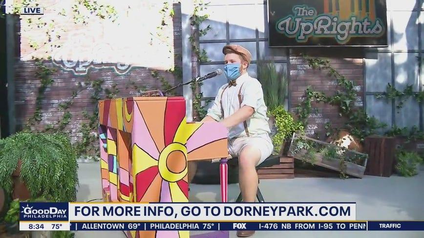 Dorney Park introduces new entertainment this season
