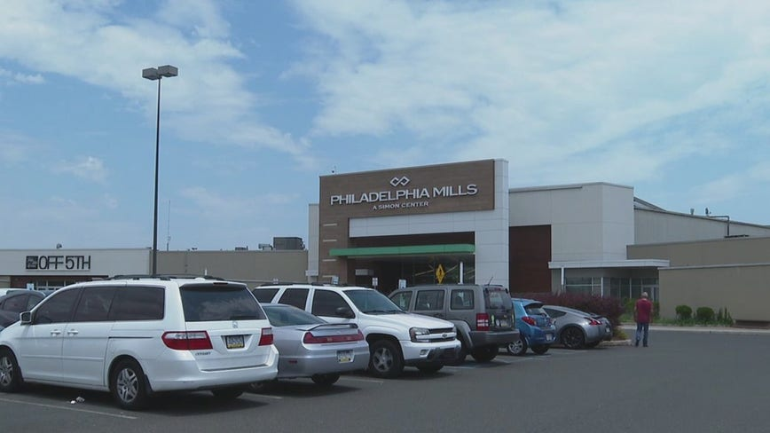 Back in business: Malls take safety precautions as stores reopen