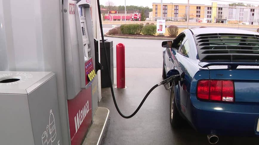 Gas prices tick up in NJ, around nation after holiday
