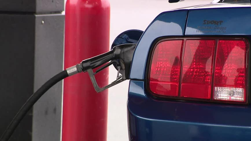 Gas prices continue to dip in New Jersey, across the nation