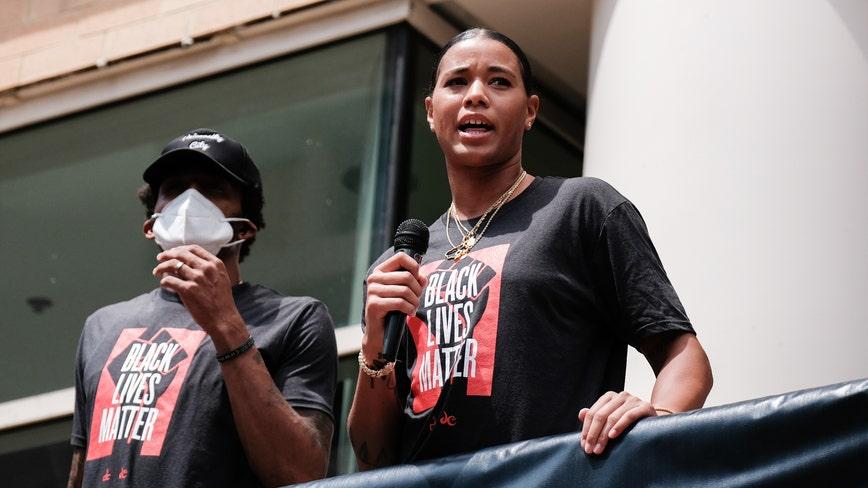 Delaware County native, WNBA star Natasha Cloud sitting out WNBA season to fight for social reform