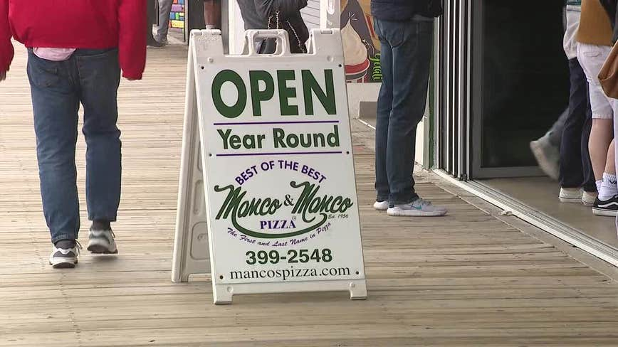 3 COVID-19 cases keeping Manco & Manco boardwalk shops closed until weekend