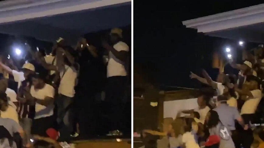 Philadelphia officials release statement after videos surface of apparent block party