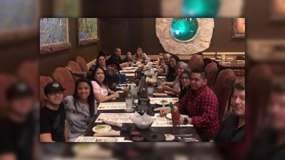 14 family members