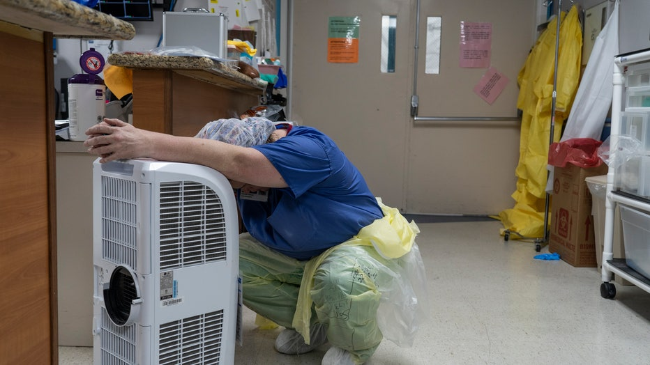 Texas Hospitals Cope With State's Surge In Coronavirus Cases