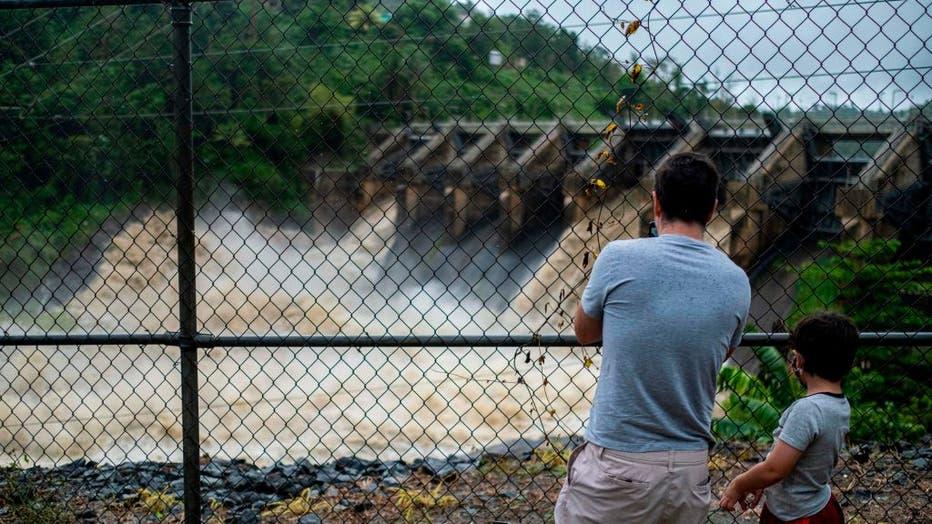US-PUERTO RICO-WEATHER