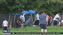 Crowded park raises COVID concern for Port Richmond residents