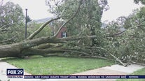 Powerful storms plow through Delaware leaving destruction